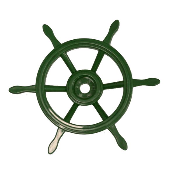 Rooliratas 21,5cm roheline