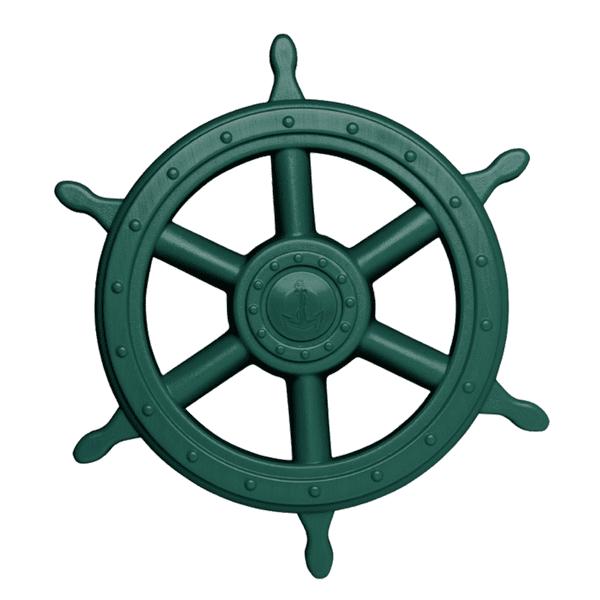 Rooliratas roheline 40cm