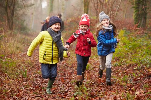 Miks peavad lapsed olema aktiivsed?