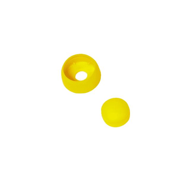 Poldikate puidu peale (poldile Ø 8-10 mm) kollane