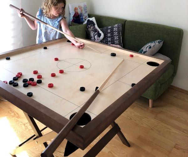 Läti koroona laud Sport