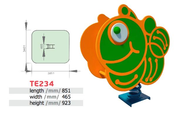 Vedrukiik Röövik (TE234)