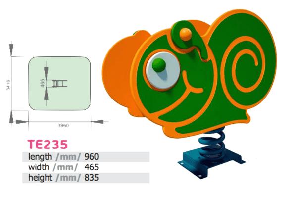 Vedrukiik Tigu (TE235)
