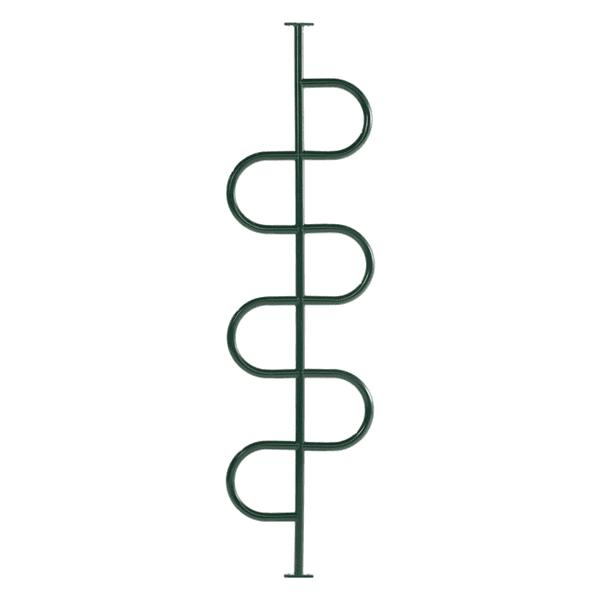 Metallist ronimisspiraal roheline