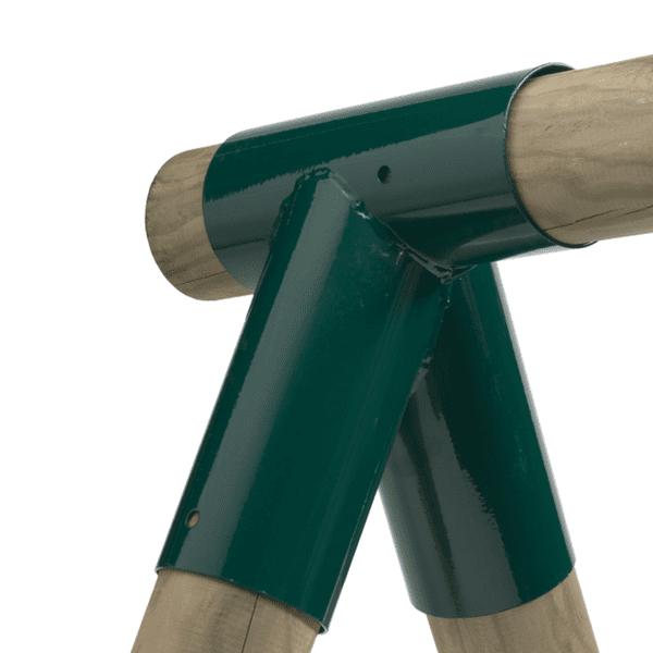 Kiigepostide nurgaühendus ümarale puidule 90/90mm