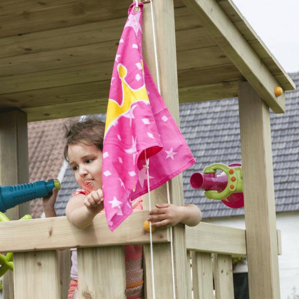 Printsessi lipp nööriga
