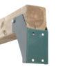 Kiigepostide ühendusdetail 90mm kandilisele puidule