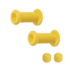 Käepidemete komplekt kollased