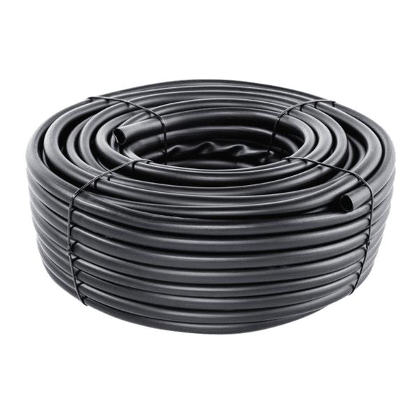 Kiigeketi PVC ümbris 100 m - Ø 25 mm must