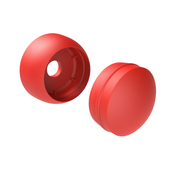 Poldikate puidu peale (poldile Ø 8-10 mm) punane