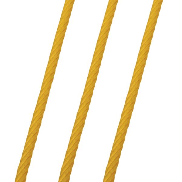 Armeeritud köis Ø 16 mm kollane