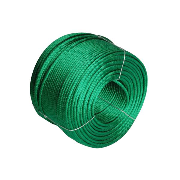 Armeeritud köis Ø 16 mm (rullis 220m) roheline