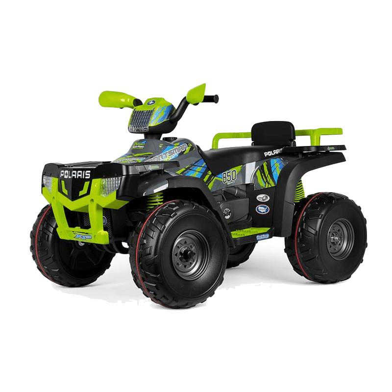 Laste ATV akuga