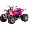 PEG PEREGO® Laste ATV akuga 12V Polaris Outlaw Pink Power