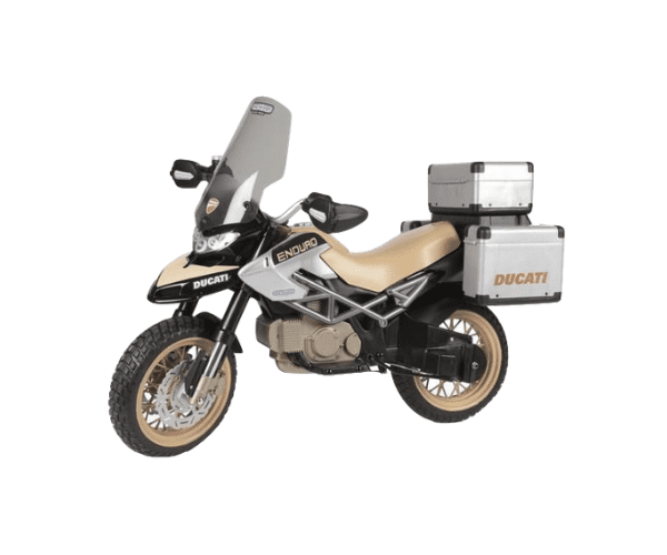 PEG PEREGO® Laste mootorratas akuga 12V Ducati Enduro