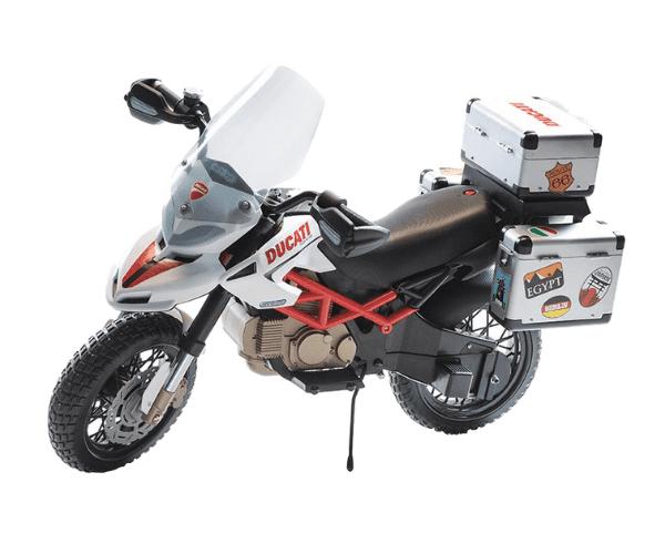 PEG PEREGO® Laste mootorratas akuga 12V Ducati Hypercross