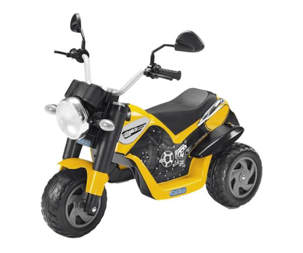 PEG PEREGO® Laste mootorratas akuga 6V Ducati Scrambler