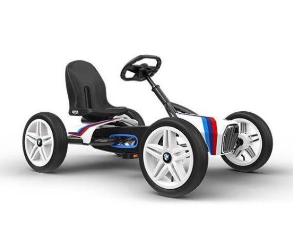Pedaalidega kartauto Berg BMW Street Racer