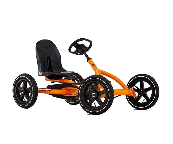 Pedaalidega kartauto Berg Buddy Orange