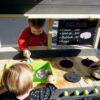 Laste mänguköök õue Yummy 300