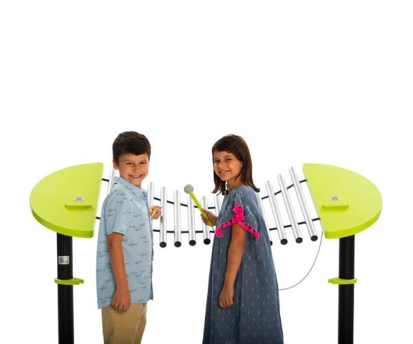 Löökpill marimba 'Calypso' maapealseks kinnitamiseks