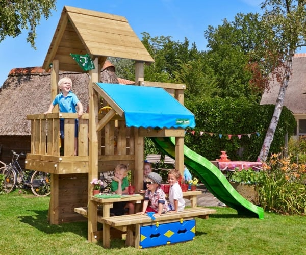 Mänguväljak Jungle Gym Cubby Mini Picnic