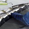 Batuut maapinnale 'Elegant Premium' Ø427cm + ohutusvõrk Deluxe + vedrukate-