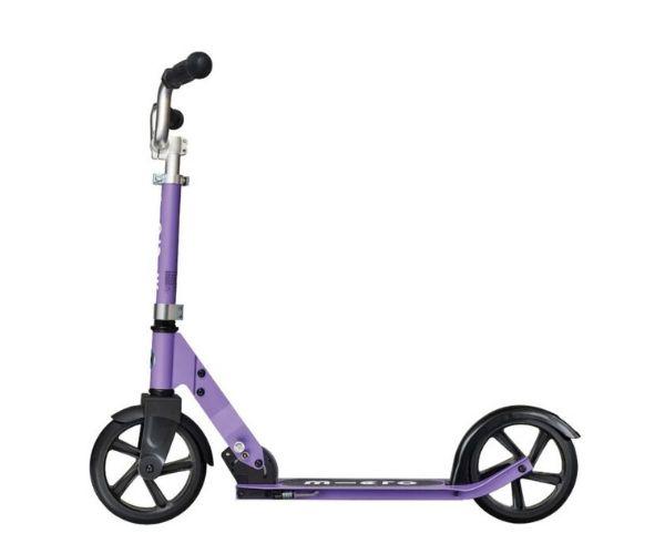 Laste tõukeratas Micro Cruiser (lilla), lastele 5-12 aastat