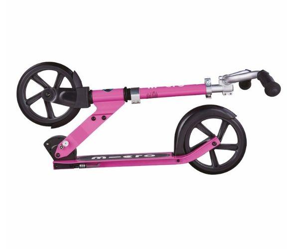Laste tõukeratas Micro Cruiser (roosa), lastele 5-12 aastat