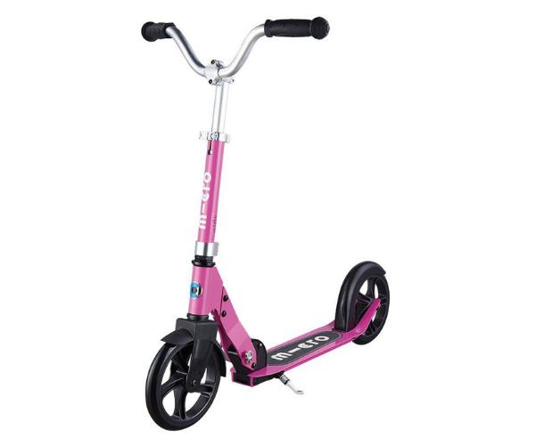 Laste tõukeratas Micro Cruiser roosa