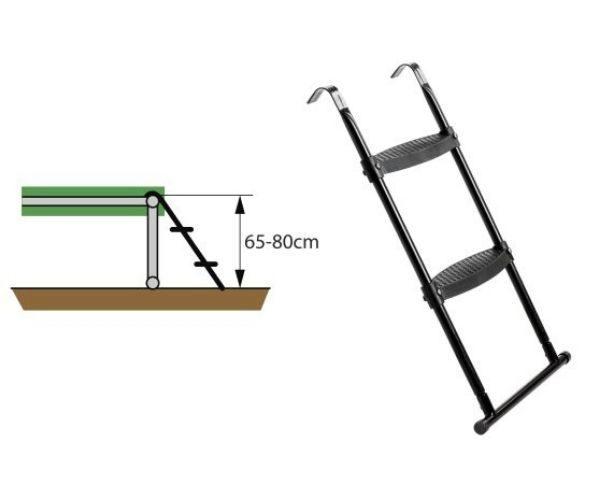 EXIT batuudi redel M (kõrgus 65-80cm)