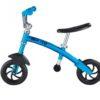 Laste jooksuratas Micro G-Bike Chopper Deluxe (sinine), lastele vanuses 2-5 eluaastat