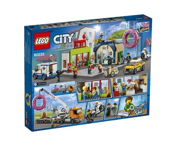 LEGO City Sõõrikupoe avamine