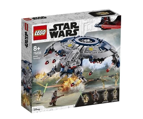 LEGO Star Wars Droid Gunship™