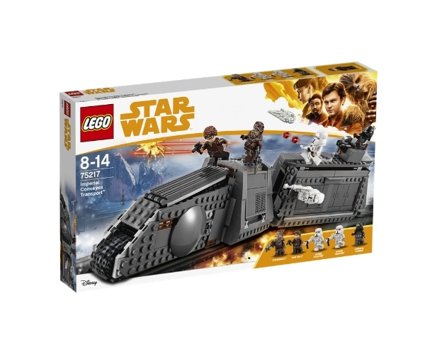 LEGO Star Wars Imperial Conveyex Transport