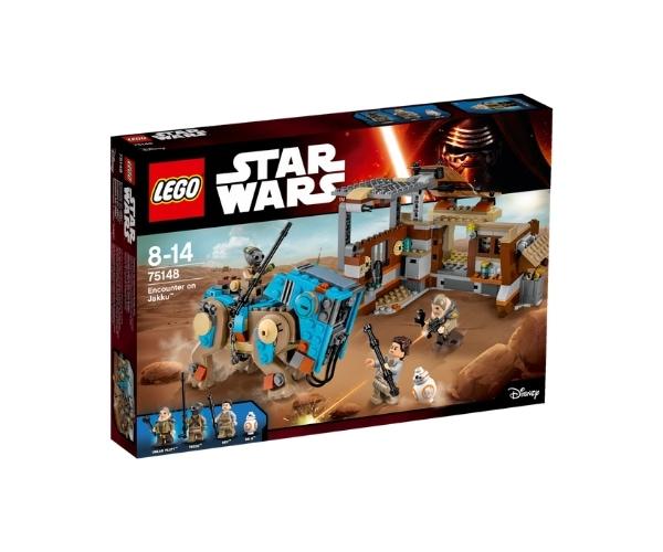 LEGO Star Wars Vastasseis Jakkul