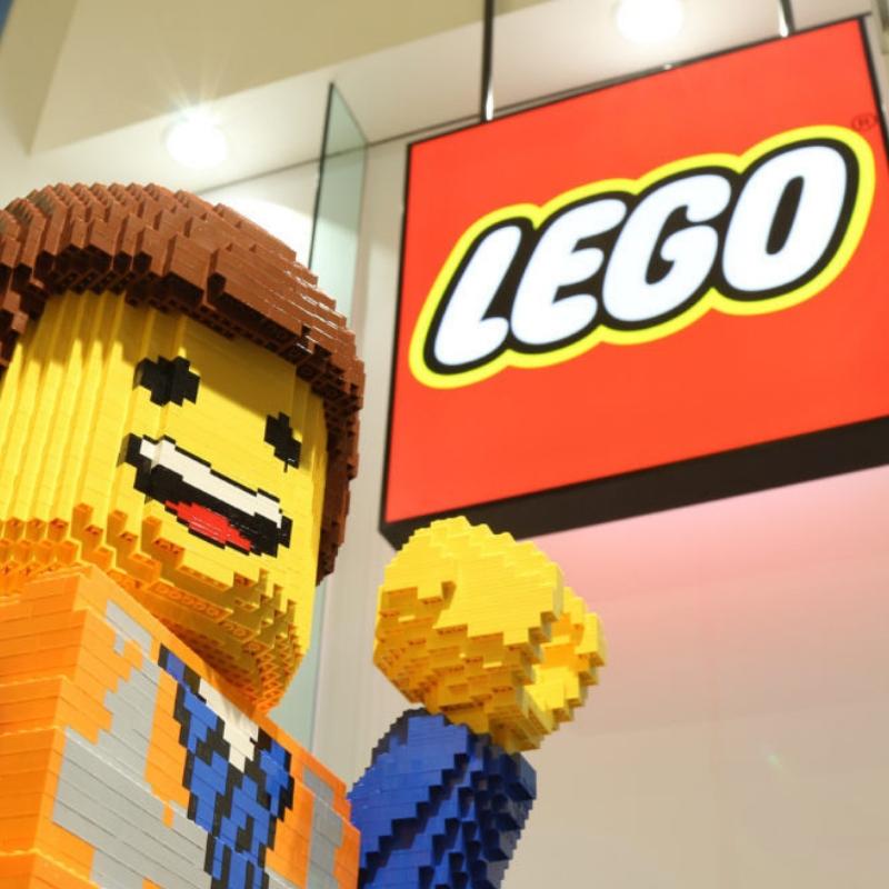 LEGO klotsid