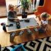 KidKraft LEGO mängulaud
