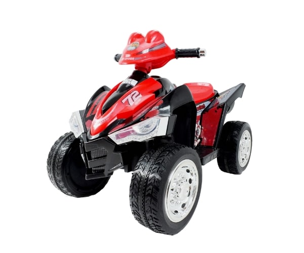 Laste ATV akuga 12V Quad Hero