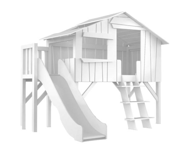 Laste onn-voodi Mathy by Bols 'Treehouse' + liumägi