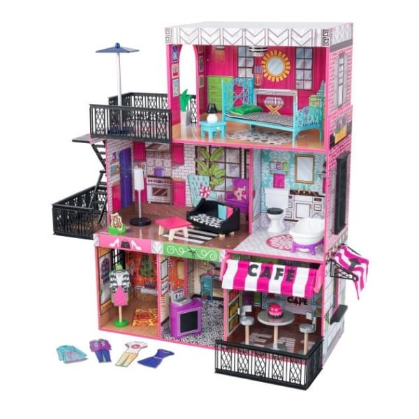 Nukumaja 'KidKraft' Brooklyn's Loft