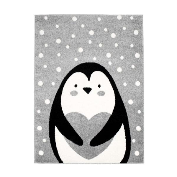 Pehme lastetoa vaip 'Pingviin' hall