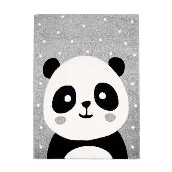 Pehme lastetoa vaip 'Suur panda' hall