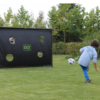Jalgpallivärav EXIT Finta, 300x200cm, must