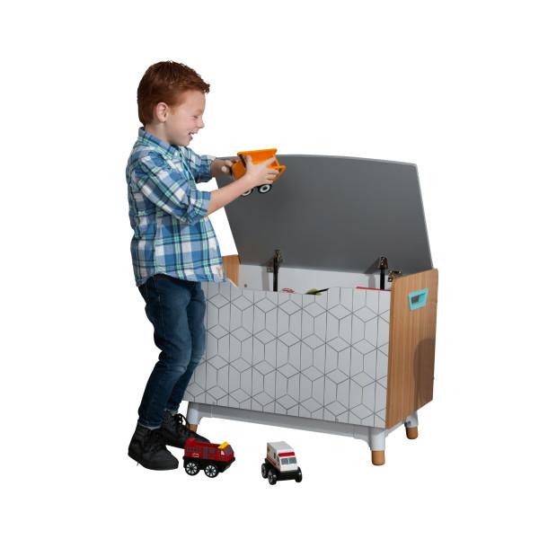 KidKraft mänguasjakast 'Mid-Century Kid™'