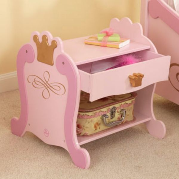 KidKraft printsessi öökapp 'Princess', roosa