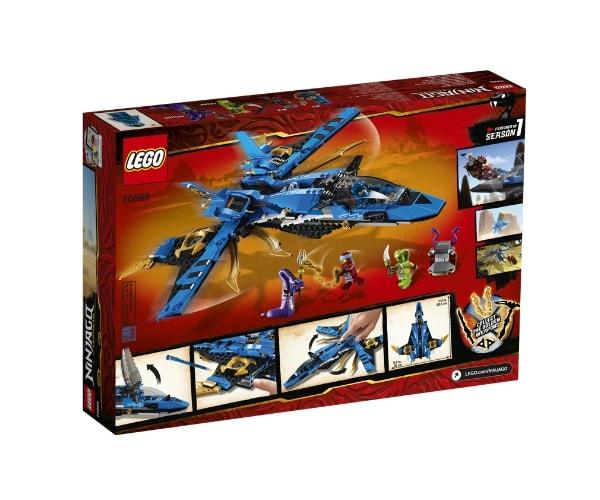 LEGO Ninjago Jay tormilennuk