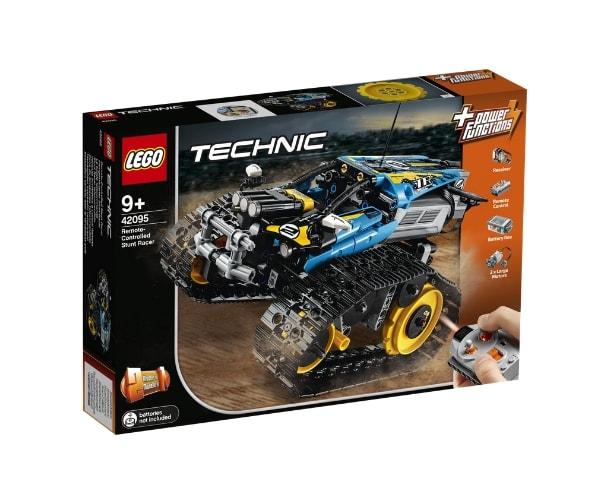 LEGO Technic Juhtpuldiga trikiauto