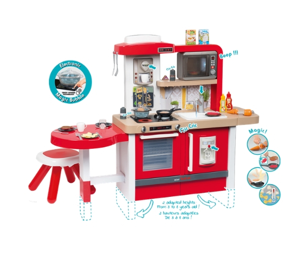 Smoby elektrooniline köök Evolutive Gourmet