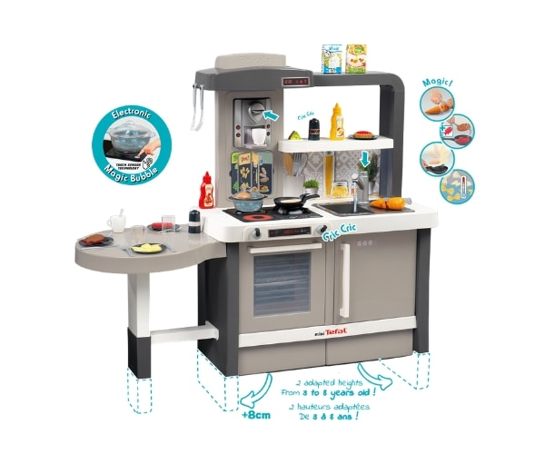 Smoby elektrooniline köök Tefal Evolutive